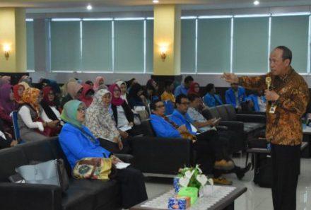 Universitas PGRI Palembang Gelar Seminar Nasional dan Teken MoA Dengan Universitas Bengkulu