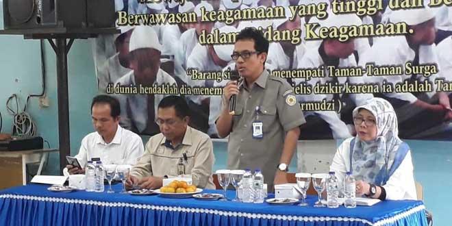Pascasarjana Universitas PGRI Palembang Jajaki Kerja Sama Dengan YSPP