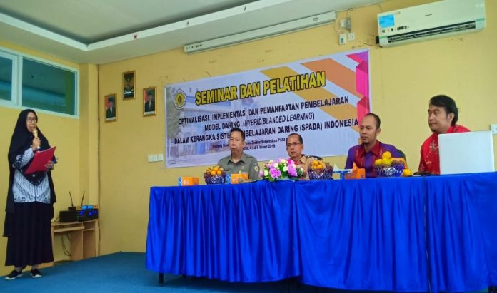 Universitas PGRI Palembang Siap Operasikan SPADA