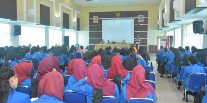 233 Mahasiswa/i Universitas PGRI Palembang Ikuti Ujian Skripsi