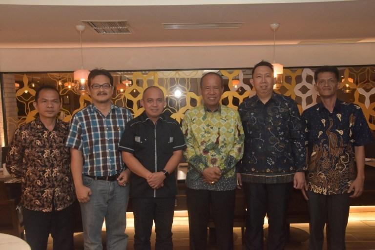 Rektor Universitas PGRI Palembang Jajaki Peluang Kerja Sama Dengan Walikota Pangkalpinang