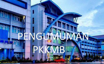 Pengumuman PKKMB 2019