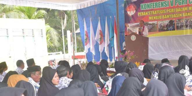 Rektor Universitas PGRI Palembang Gelar Sosialisasi PMB di Makarti Jaya