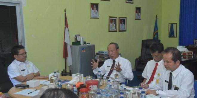 Universitas PGRI Palembang Siap Bantu Meningkatkan Kualitas SDM di Lingkungan Disdik OKI