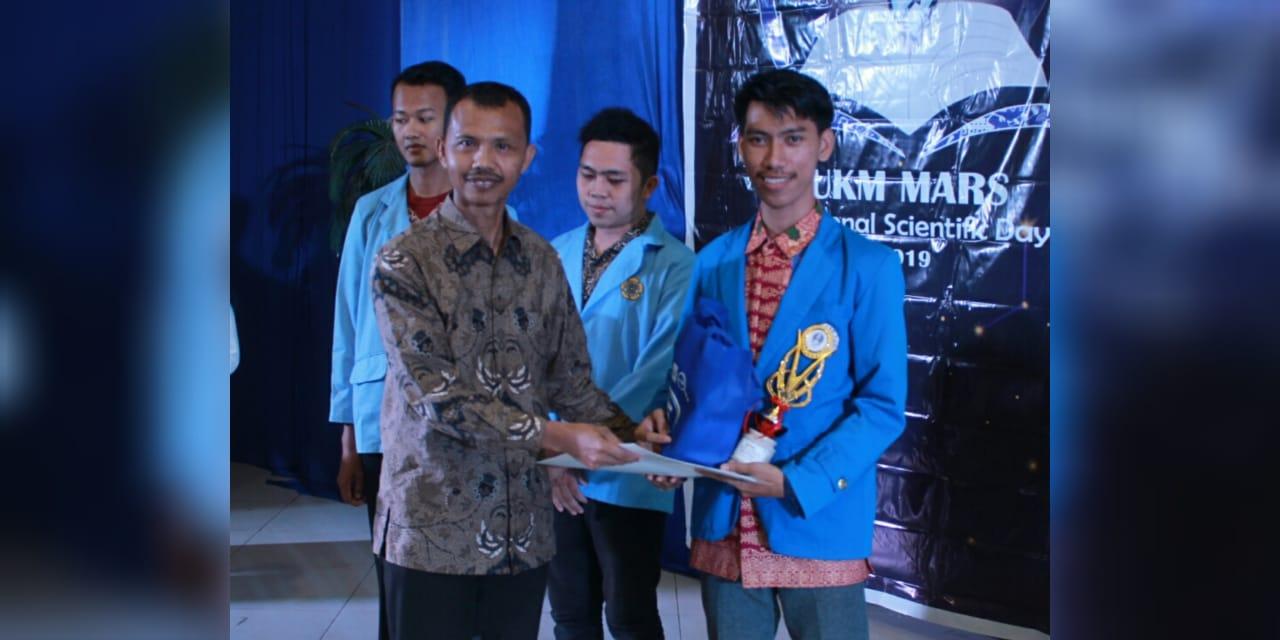 Ciptakan Aplikasi M Financial, Mahasiswa Universitas PGRI Palembang Ukir Prestasi di National Scientific Days