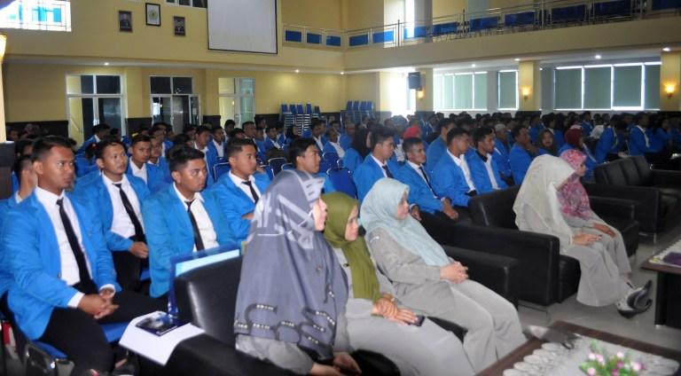 Tingkatkan Kualitas Penulisan Skripsi, FKIP Universitas PGRI Palembang Gelar Pelatihan