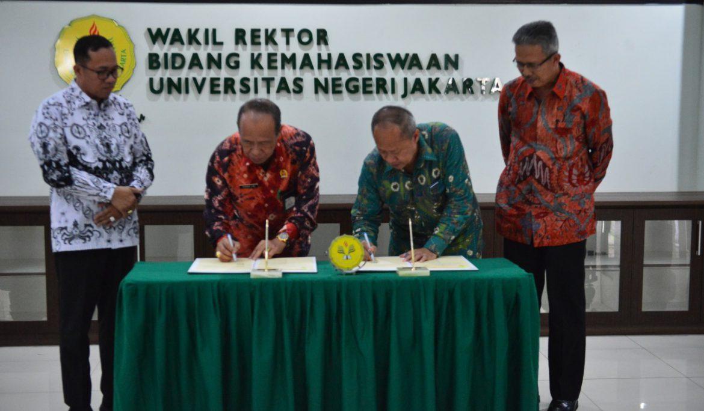 Tingkatkan Mutu Pendidikan, Universitas PGRI Palembang Jalin Kerja Sama dengan Universitas Negeri Jakarta