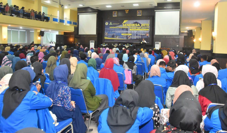Universitas PGRI Palembang Hadirkan Tiga Pakar dalam Seminar Pendidikan Dasar
