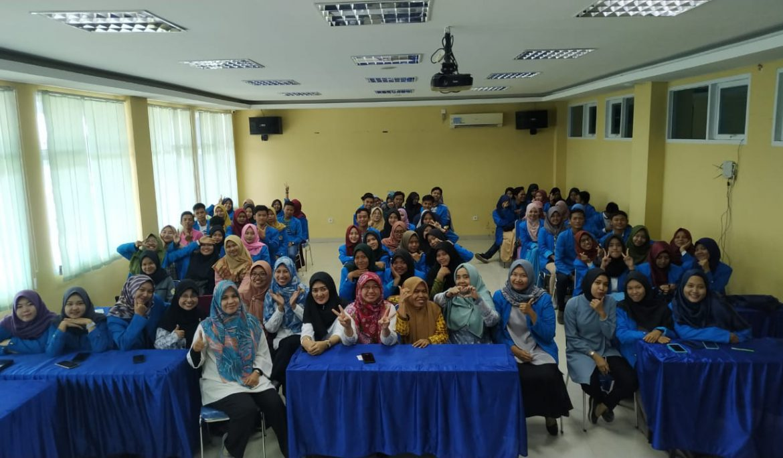 Blue Sparkle Tawarkan Beasiswa Untuk Mahasiswa Fakultas MIPA Universitas PGRI Palembang