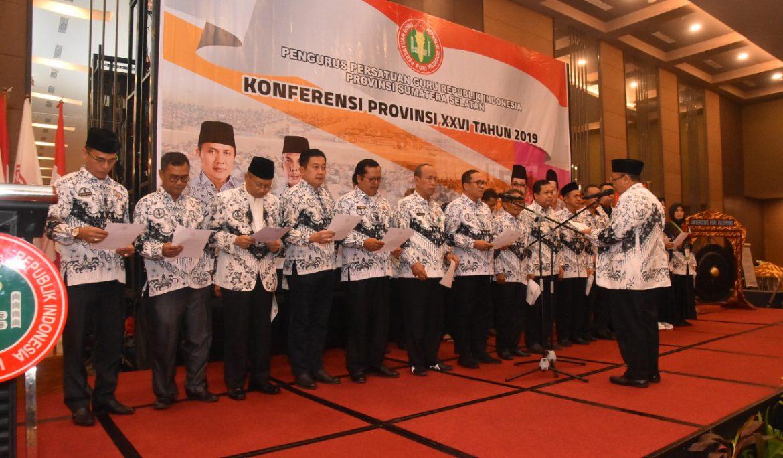Universitas PGRI Palembang Beri Dukungan dan Kontribusi, Dua Event Besar PGRI Berlangsung Sukses