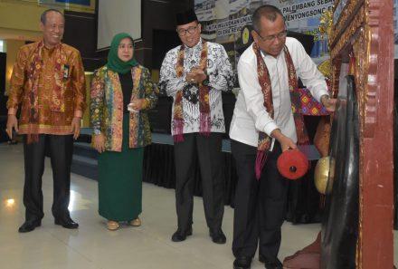 Rapat Kerja ke-3 Tahun 2020, Kepala LLDikti Wilayah II Puji Kinerja Universitas PGRI Palembang