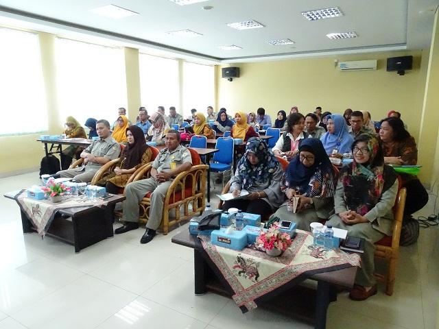 Perkuat Mutu Pendidikan Vokasi dan Profesi, Universitas PGRI Palembang Gelar Focus Group Dicussion