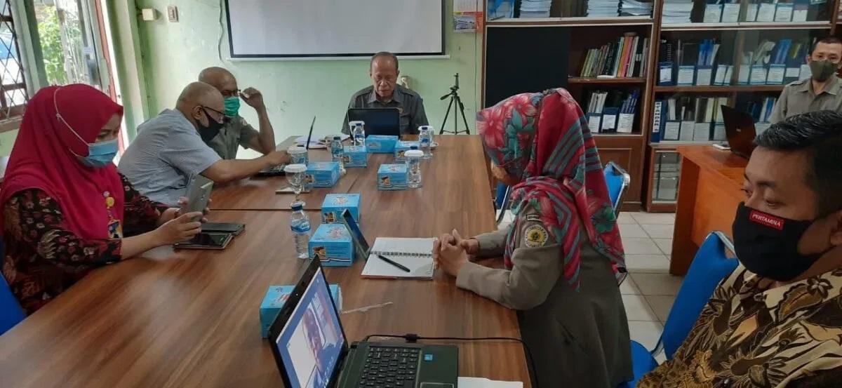 Fakultas Ekonomi dan Bisnis Universitas PGRI Palembang Tetap Eksis di Tengah Pandemi Covid-19