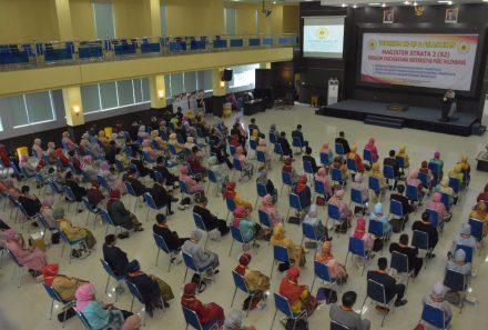 Pertahankan Mutu dan Kualitas Pendidikan, Jumlah Mahasiswa di PPS Universitas PGRI Palembang Meningkat Drastis
