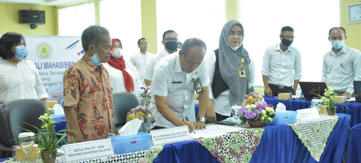 Universitas PGRI Palembang Siap Bantu Fasilitas Pembelajaran Daring