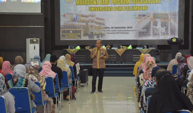 Lulusan Universitas PGRI Palembang Dipastikan Bebas Plagiat