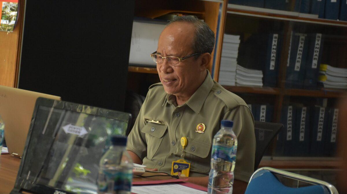 LPD Universitas PGRI Palembang Gelar Diklat Penguatan Kepala Sekolah Moda Daring