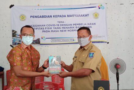 Dosen FKIP Universitas PGRI Palembang Gelar PkM di Kabupaten Bangka Barat
