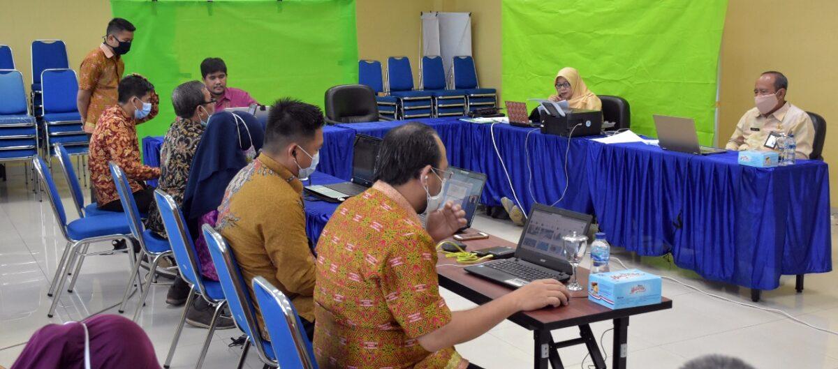 1.485 Mahasiswa Universitas PGRI Palembang Ikuti Pembekalan KKN/KKL Secara Virtual