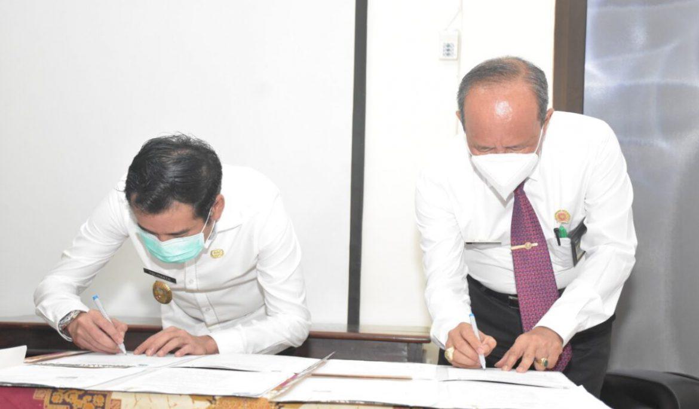 Tingkatkan Kualitas SDM, Pemkab Bangka Tengah Jalin Kerja Sama dengan Universitas PGRI Palembang