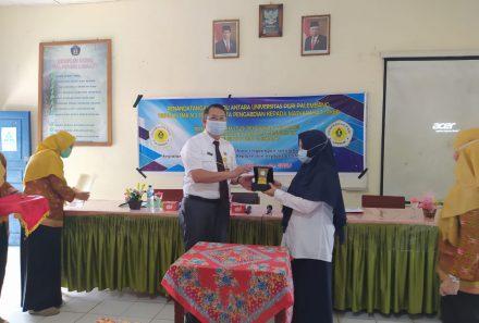 Dosen Prodi Pendidikan Geografi FKIP Universitas PGRI Palembang Gelar PkM dan Sosialisasi di SMAN 3 Sekayu