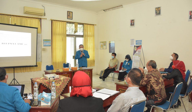 Plh Bupati OKU Achmad Tarmizi Nilai Universitas PGRI Palembang Luar Biasa