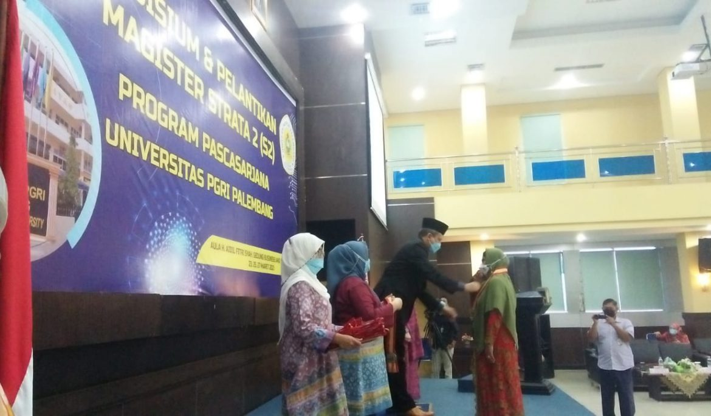 Tahun Akademik 2021, Universitas PGRI Palembang Buka Program S-2 Prodi Pendidikan Jasmani