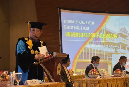 Rangking 14 SPADA Indonesia, Universitas PGRI Palembang Ungguli Perguruan Tinggi di Sumatera