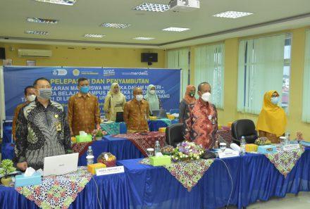 Terapkan Kurikulum Kampus Merdeka, Universitas PGRI Palembang Gelar Pertukaran Mahasiswa